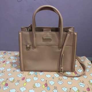 tas charles & keith slingbag handbag ORIGINAL
