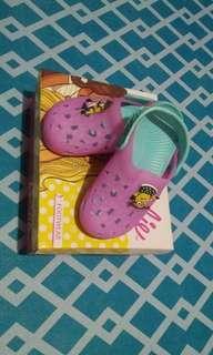 Brandnew Crocs inspired sandals