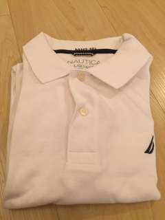 Nautica White Shirt