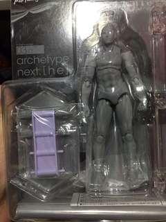 Figma Archetype grey