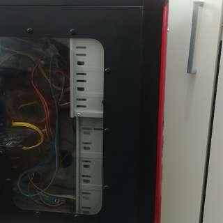 電腦組合(缺hard disk)