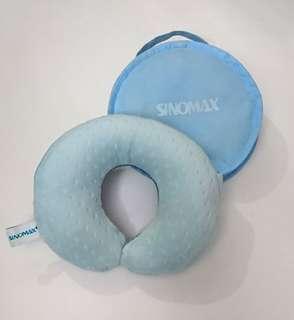 Sinomax嬰兒透氣頸枕 & DisneyStitch Blanket Clip 史迪仔被夾1對