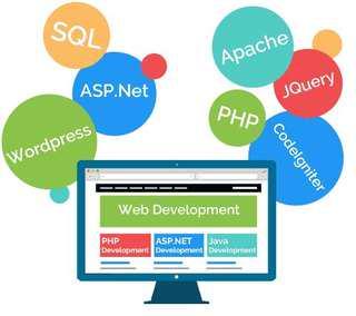 (Pm details)Web applications development
