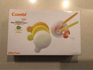 Combi Baby Tableware Step 1