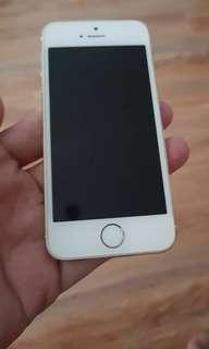 iPhone5 16GB Rose Gold