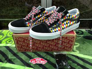 "85aa30d8a6 Vans Old Skool x Urban Outfitters ""Card Suits"""
