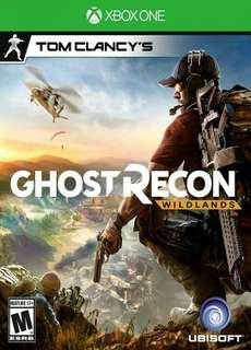 Xbox One - Ghost Recon Wildlands