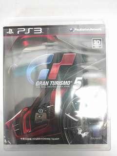 PS3 Gran Turismo 5 中英文
