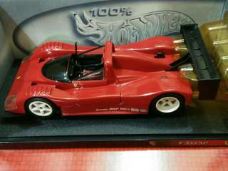 Ferrari 333 SP 1:18 Diecast Hot Wheels