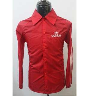 Vintage ADIDAS trefoil Jacket size L for MEN.