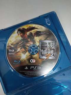 PS3 Game 非原裝盒