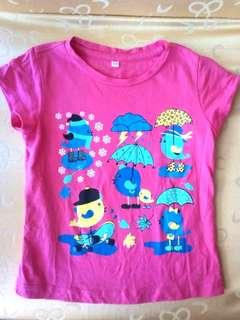 Pink toddler top 1.5 - 3 yo, 2T. #cnybabies