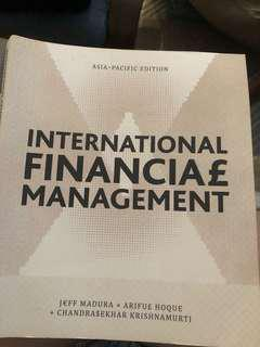 International Financial Management textbook for free