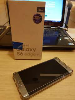 Samsung S6 EDGE + NTC Silver Duos