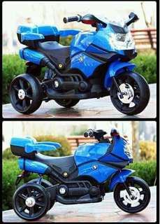 Rechargeable motorbike toys