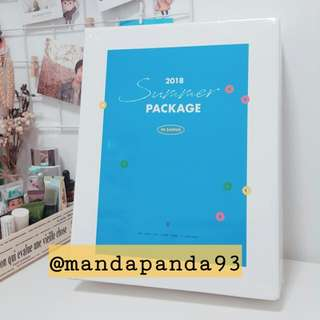 [WTS] SEALED BTS SUMMER PACKAGE 2018