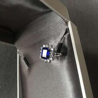 Carat London sapphire ring