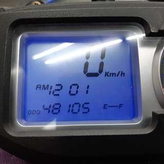 🚚 光陽Gp 中古噴射版液晶錶 碼錶組 儀錶組 儀錶 碼錶 速度錶