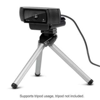 Logitech C920 HD Webcam Widescreen Video Calling Recording Camera