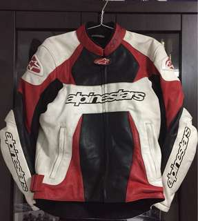 Alpinestar Leather Riding Jacket