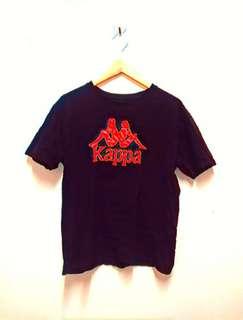 (Size L) KAPPA COTTON SHIRT