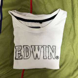 EDWIN 短袖t (可小議