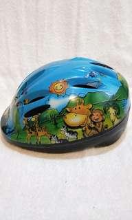 🚚 兒童自行車帽 直排輪帽  有正常使用痕跡 如照片