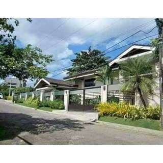 House and Lot with Pool for Sale in Mandaue City