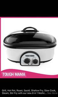 Tough Mama Multi Cooker 8 in 1