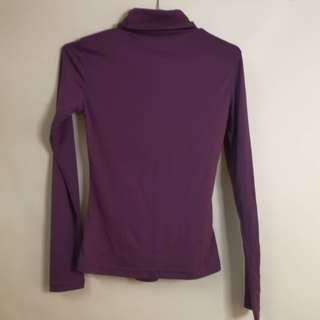 (sale) Purple Turtleneck Longsleeve shirt