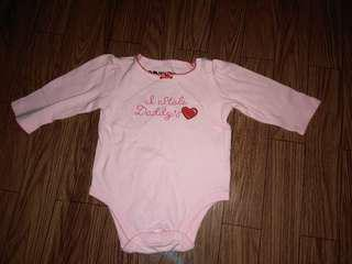 Baby long sleeve one suit