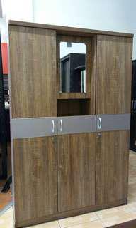 Almari 3 pintu Sonoma Bisa Kredit tanpa Bunga dan Dp