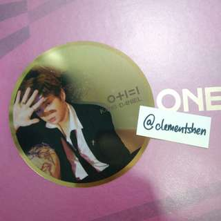 [WTT/WTS] Wanna One I Promise You Night Version Mirror Card