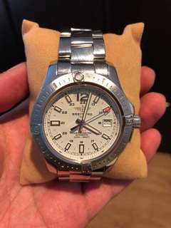 Breitling Colt 41 Automatic (complete w/ box)