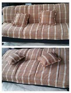 Sofa bed Zeus bisa kredit tanpa Bunga dan Dp