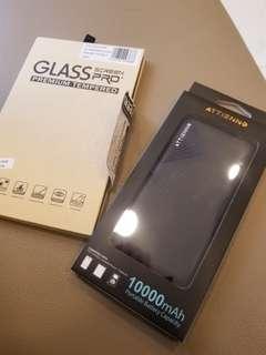 百老匯買 Note 9 贈品 尿袋 玻璃貼