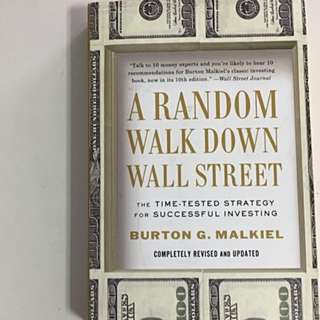 A Random Walk Down Wall Street : The Time-Tested Strategy for Successful Investing 📕e-book