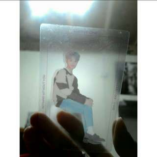 WTS/WTT NWY One Ver. Daehwi Transparent PC
