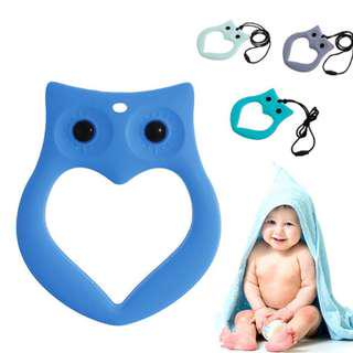 🚚 OWL TEETHER NECKLACE(3 COLS AVAIL)
