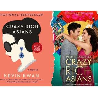 Crazy Rich Asians 📕e-book