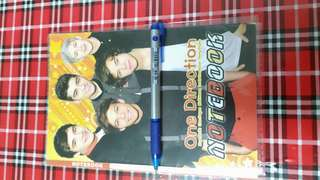 LIMITED Edition ONE DIRECTION NOTEBOOK