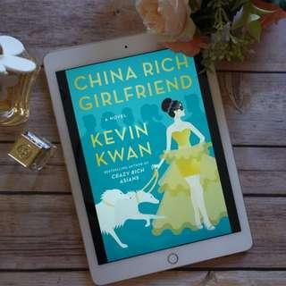 China Rich Girlfriend 📕e-book