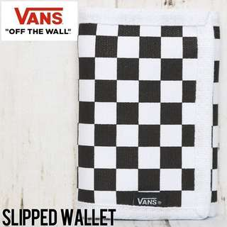 SLIPPED WALLETS VANS