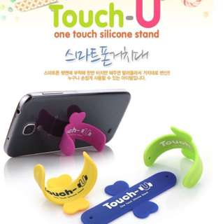 🚚 Touch U 手機支架(現貨)不傷📱重複使用