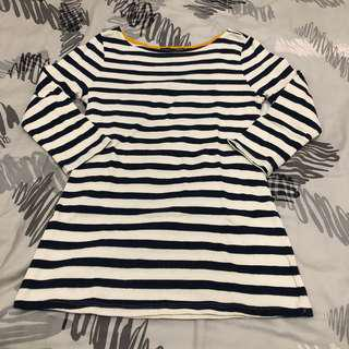 Zara Striped Top Small