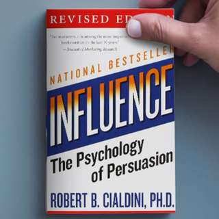 influence : The Psychology of Persuasion 📕e-book