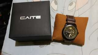 Caite Analog Watch
