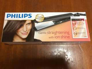Philips Silky Smooth Hair Straightener
