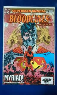 Bloodlines Outbreak Superman Annual #5