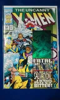 The Uncanny X-Men 304